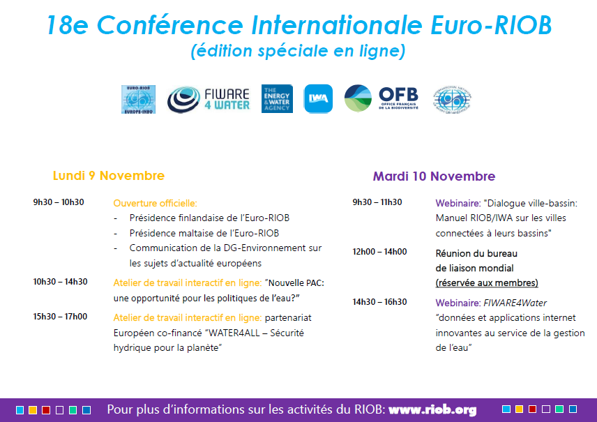 euro-riob programme